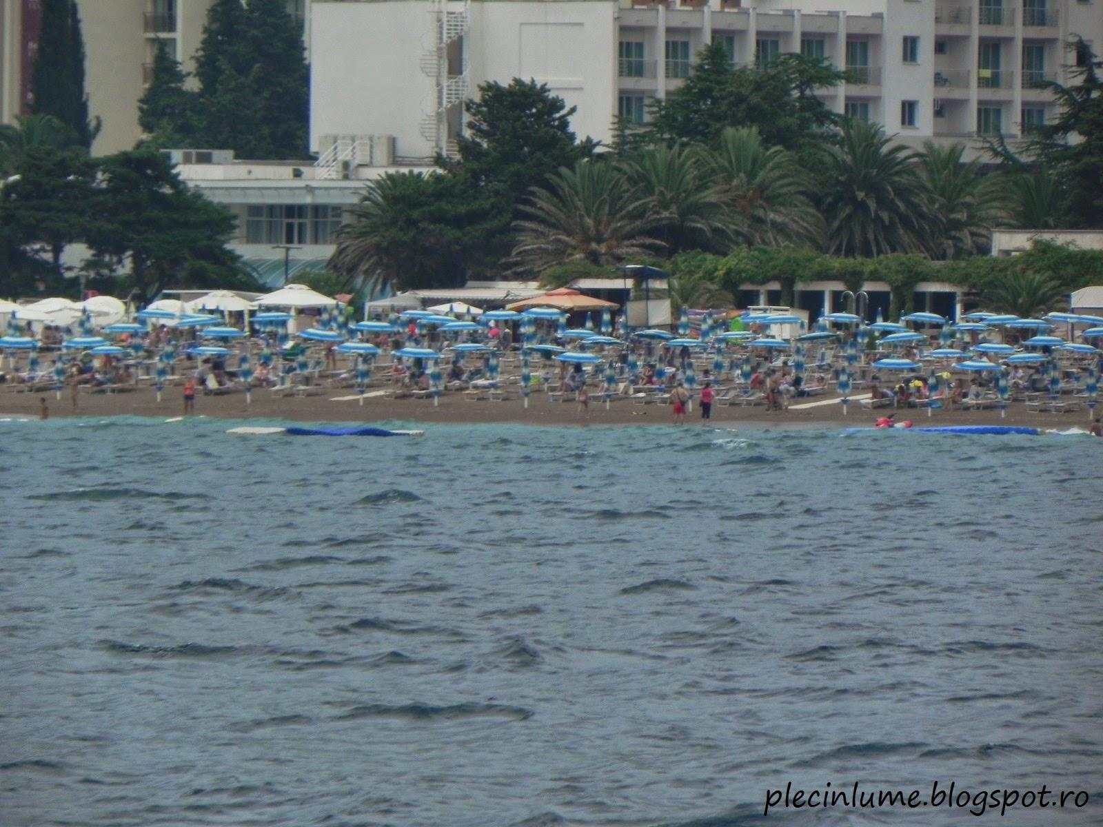 Plaja Becici