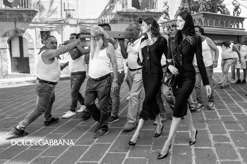 Dolce & Gabbana Spring/Summer 2020 Campaign