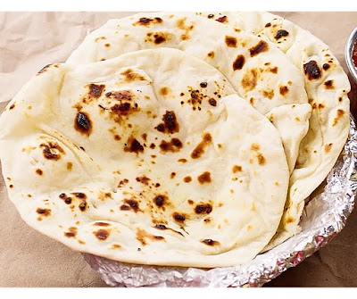How to make naan at home step by step