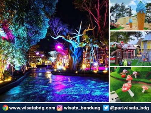 Wisata Lembang Wonderland