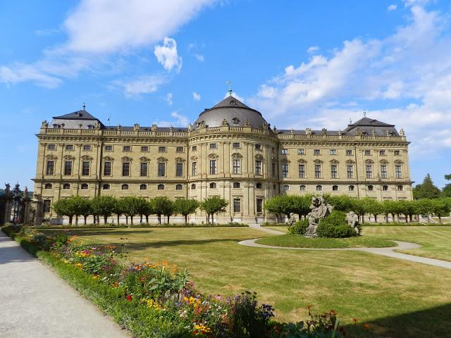 Residenz, Würzburg, Alemanha