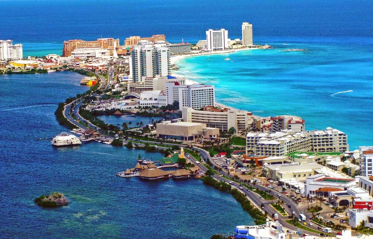 Resultado de imagem para Cancun, México;