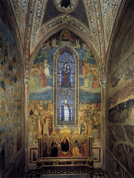 History Of Painting In Florence Reversing Giotto