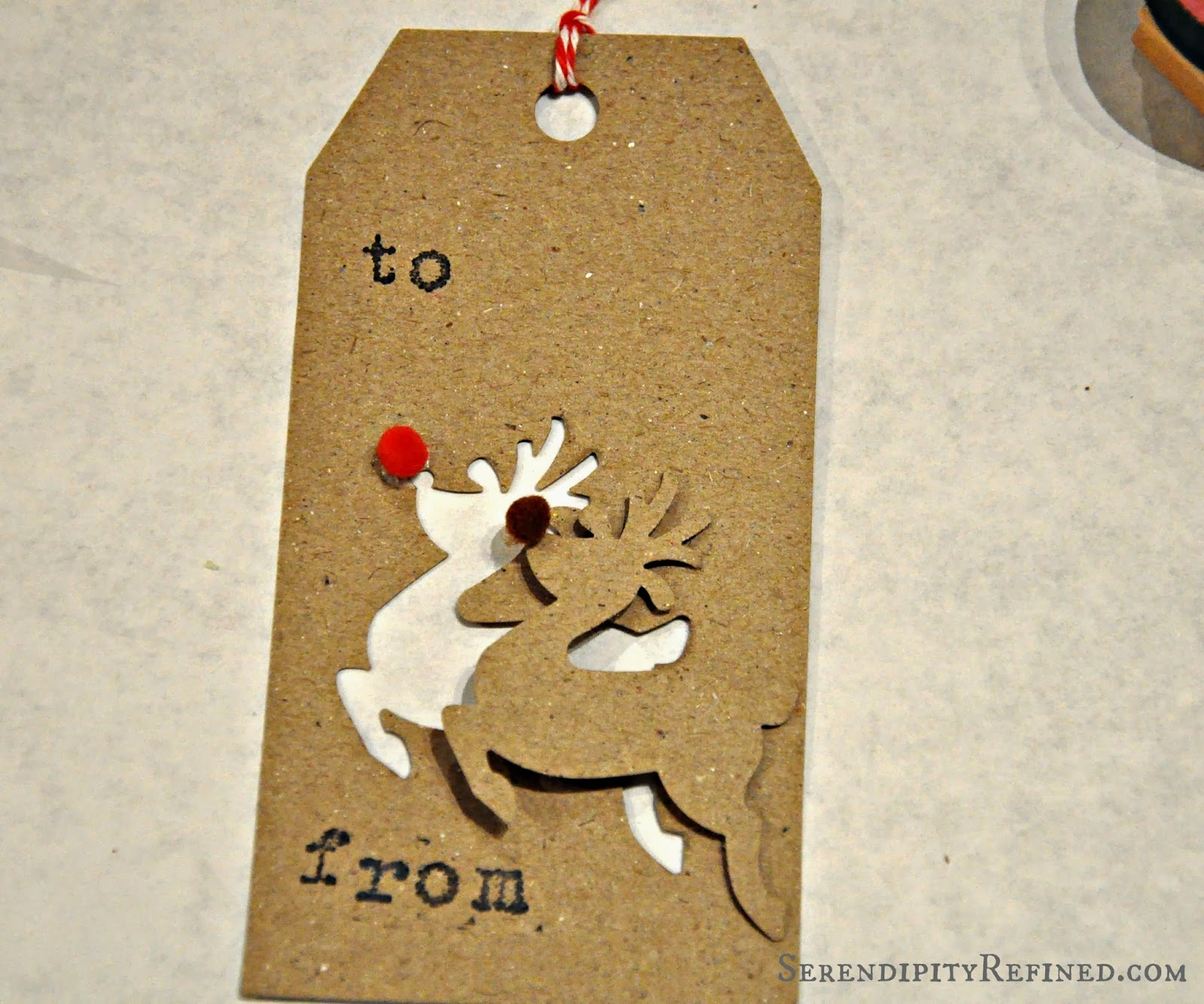 Serendipity Refined Blog: Holiday Gift Tag Ideas and ...