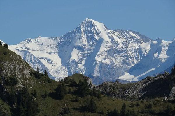 Mönch, Bernese Oberland