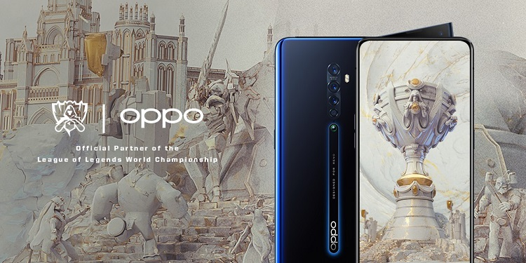 League of Legends Taps OPPO as First Global Smartphone Partner for Esports Events