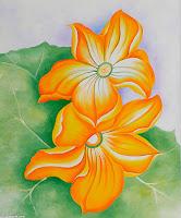 Flores de Georgia O'Keeffe