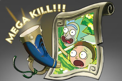 Ricky and Morty Mega-Kills