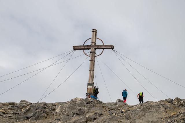 Schesaplana und Totalphütte  Bergtour im Brandertal 01