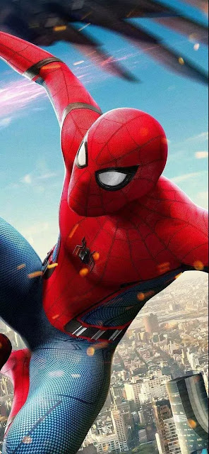 spider man far from home wallpaper hd