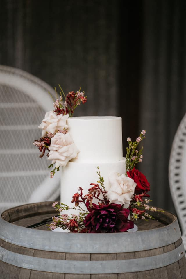 dan cartwright photography bespoke floral wedding cakes cookies desserts cake