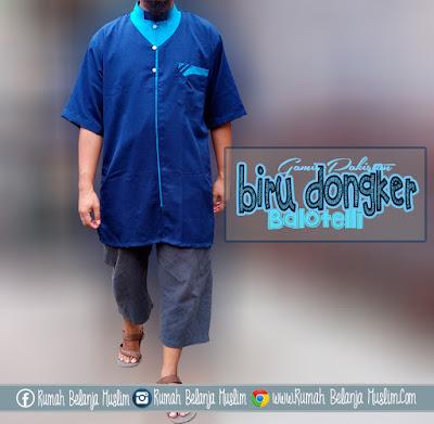 Baju Gamis Pria Balotelli Birdong
