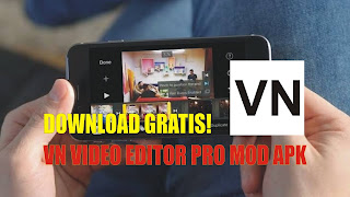 VN VIDEO EDITOR PRO MOD APK