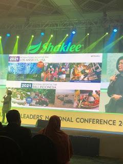 Shaklee Business Leader National Conference 2020