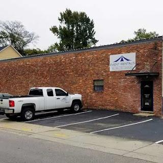 Event Rentals Inc Columbia SC building Greatmats customer