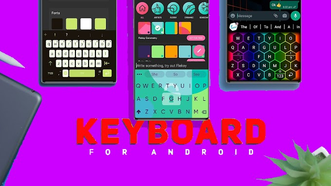 Top 10 Best free Android Keyboard Apps with Unique Design (2021)