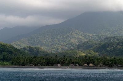 La densa selva de Darién