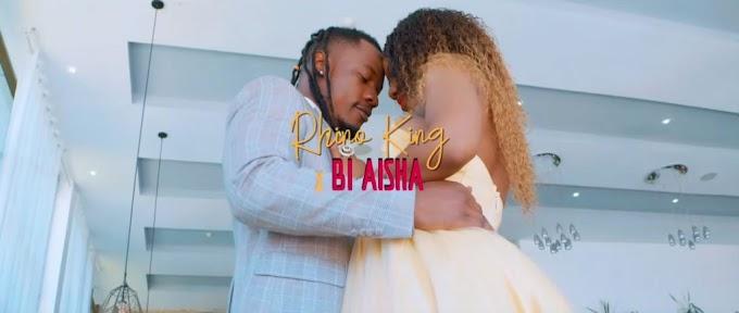 VIDEO | Rhino King X Bi Aisha – Show Me Love |Download New song
