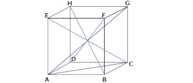 Diagonal Ruang