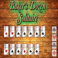 Baker's Dozen Solitaire