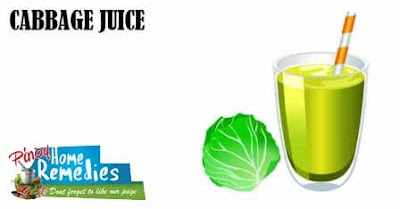 Home Remedies For Heartburn: Cabbage Juice