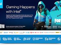 Promo - Diskon Intel for Gaming di BliBli (ID)