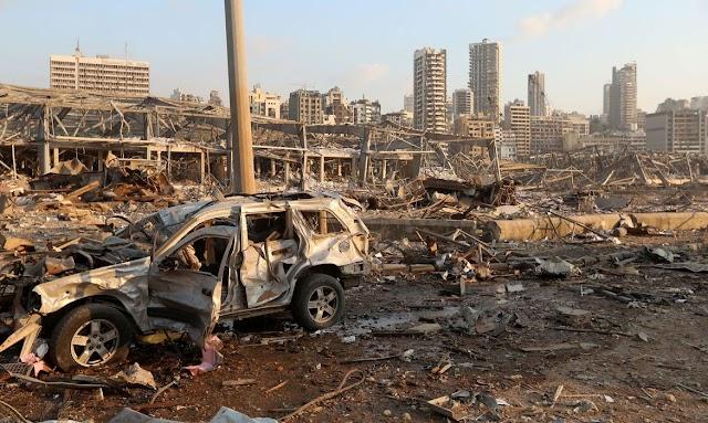 Primeiro-ministro do Líbano renuncia após explosão no porto de Beirute