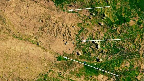 deforestacion4 nasa conjugando adjetivos
