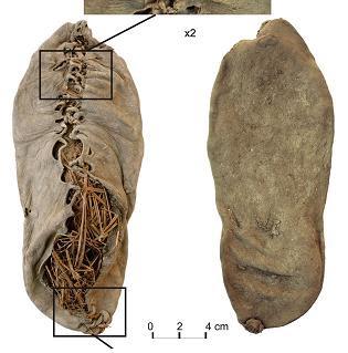 Calzado de 5000 años
