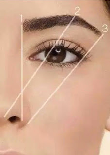 How to shape eyebrow, eyebrow shapes,