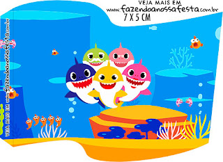 Baby Shark Party: Free Party Printables.