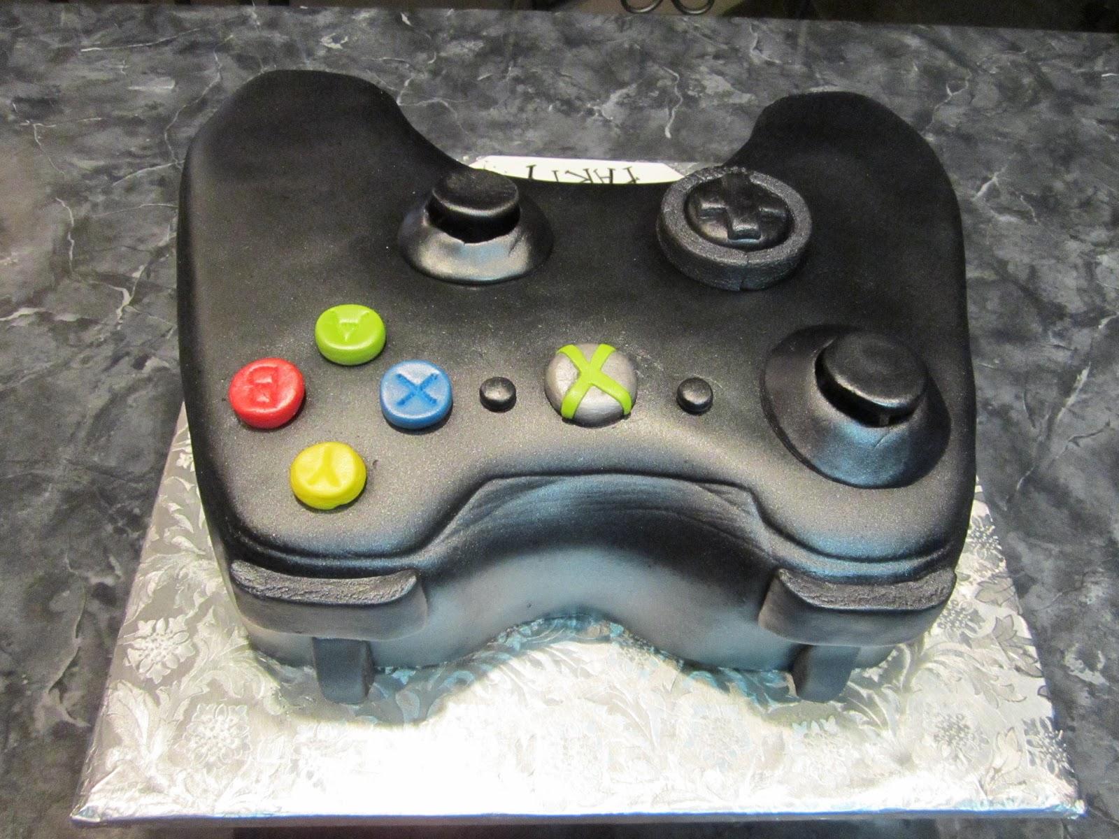 black xbox cakes - photo #41