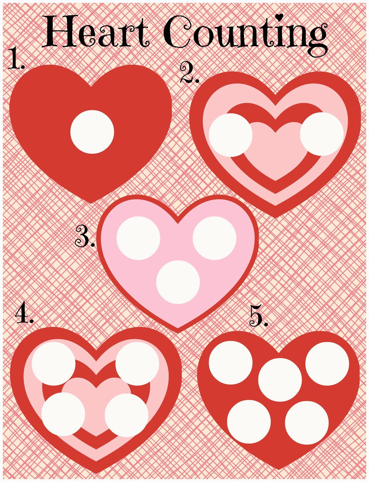 Pinning With Purpose Heart Themed Preschool Lesson