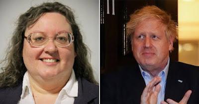 UK Labour Party expels Mayor for saying 'Boris Johnson deserves' to be sick with Coronavirus.
