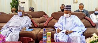 Security : Buhari mandates 7 Govs to end banditry, says Bagudu