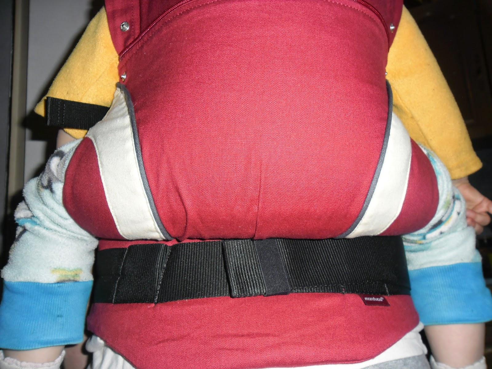 manduca préformé portage porte-bébé ssc fullbuckle porter assise tablier test review détails