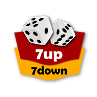 7 Up 7 Down Game