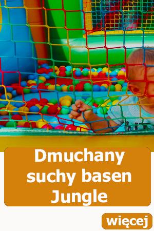 Dmuchańce, dmuchany suchy basen z piłeczkami, Wrocław świdnica