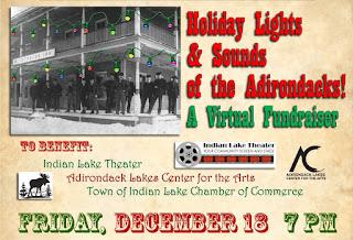 Holiday Lights and Adirondack Sounds