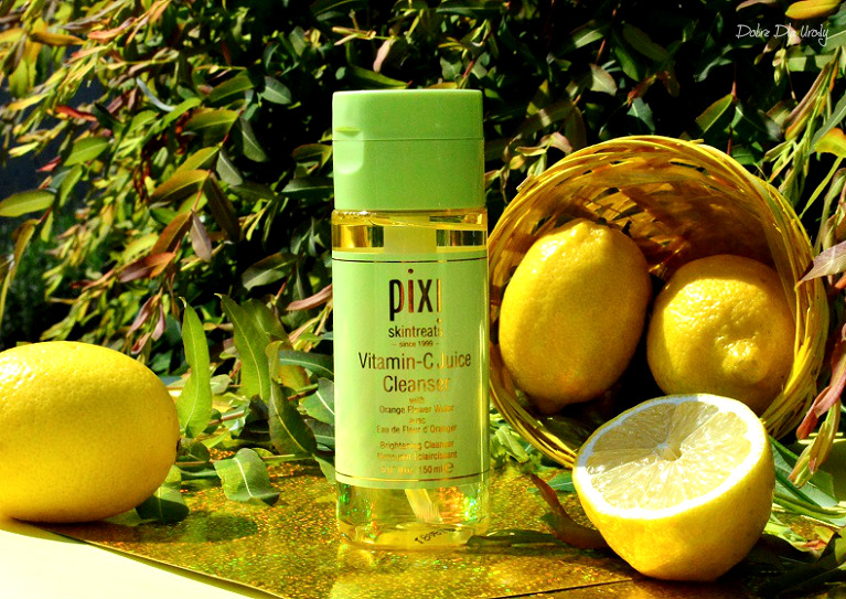 Pixi Vitamin-C Juice Cleanser Woda oczyszczająca recenzja