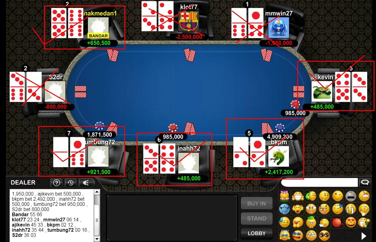 Situs Judi Online Paling Gampang Menang hanya di Poker V Games - KABAR BERITA TERKINI