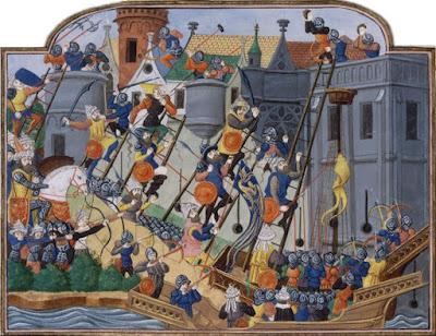 Caduta di Costantinopoli