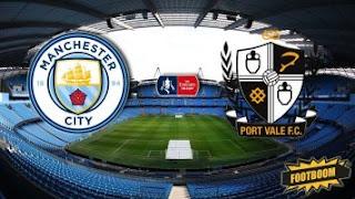 Манчестер Сити - Порт Вейл смотреть онлайн бесплатно 04 января 2020 прямая трансляция в 20:31 МСК.