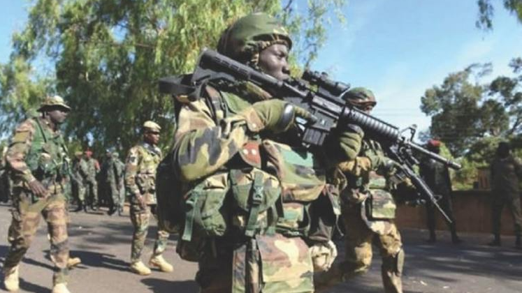 Nigerian Army Set To Launch Operation 'Crocodile Smile' Amid #EndSARS Peaceful Protests