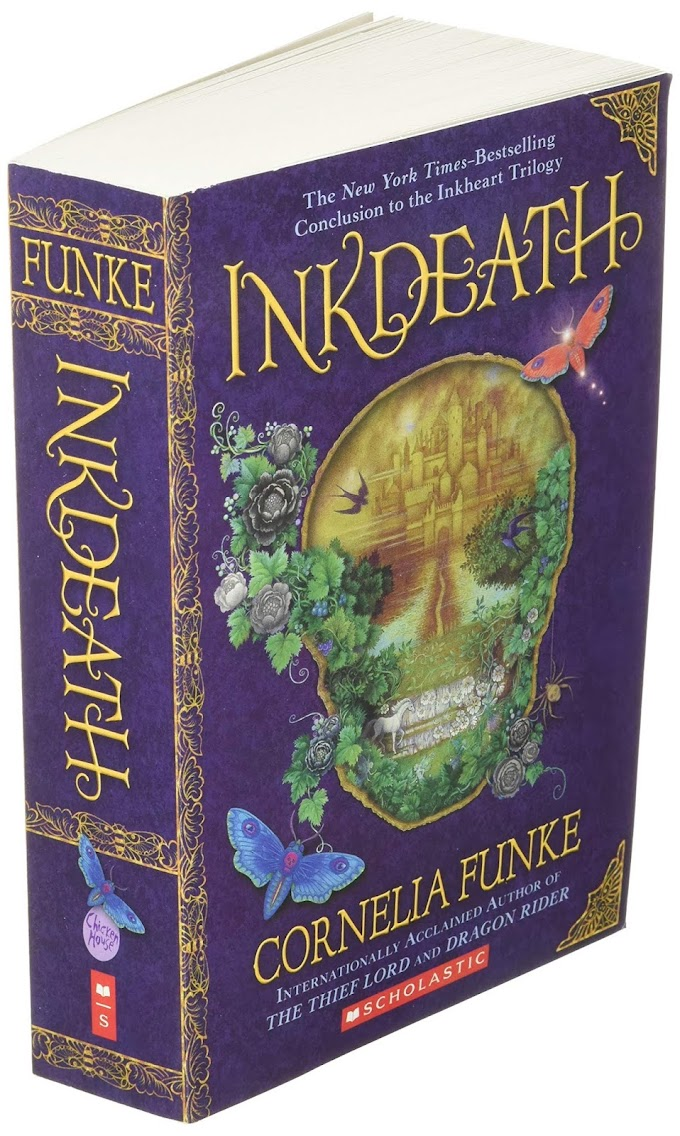 Inkdeath (Inkheart Trilogy, Book 3)