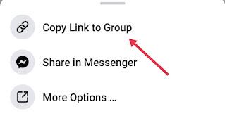 Facebook Group Ka Link Kaise Copy Kare