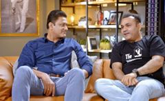 CRICKET BY LEGENDS #6 - ANIL KUMBLE & VIRENDAR SEHWAG