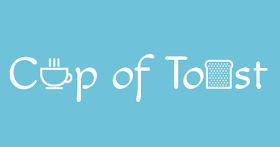 cup of toast blog logo