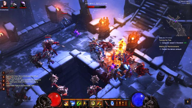 Diablo 3 Game ScreenShot 3