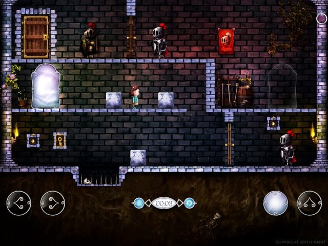 Indie Retro News  INOQONI   Puzzle   Platform game that looks     Combines platform game requirements with the progressive difficulty of  puzzle games  in a dreamlike universe  As you progress  you will discover  60 rooms